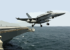 F/a-18c Launches From Uss Washington Clip Art