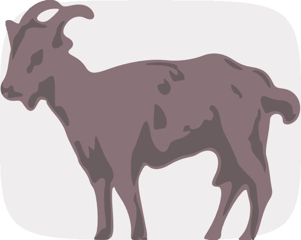 clip art goat pictures - photo #18