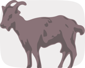 Billy Goat Clip Art