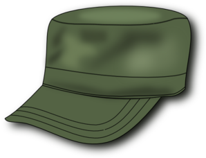 Army Hat Clip Art