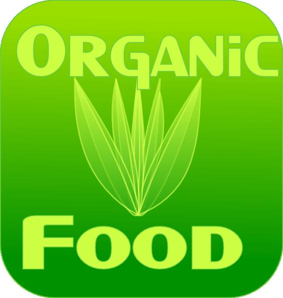 Organic Food Label Clip Art at Clker.com - vector clip art ...