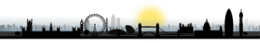 London Skyline Clip Art