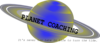 Planet Coaching Clip Art
