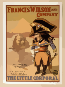 The Little Corporal New Comic Opera By Harry B. Smith And Ludwig Englander. Clip Art