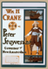 Wm. H. Crane As Peter Stuyvesant, Governor Of New Amsterdam By Brander Matthews & Bronson Howard. Clip Art