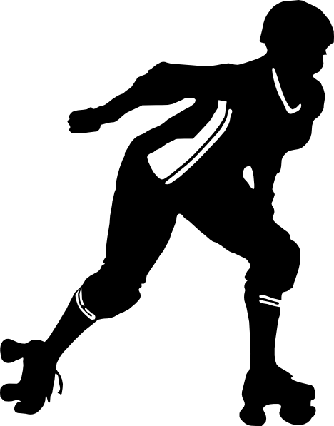quad skate clip art - photo #9