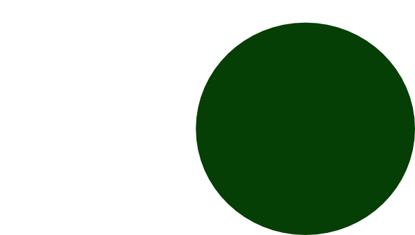 Download this image as Dark Green Circle