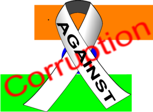 India Against Corruption Final Clip Art