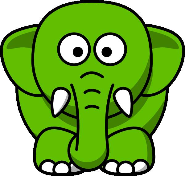 green elephant clip art at vector clip art online royalty free public domain. Black Bedroom Furniture Sets. Home Design Ideas