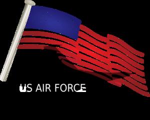 us air force clip art at clker com vector clip art online royalty rh clker com air force clip art photos air force clip art free