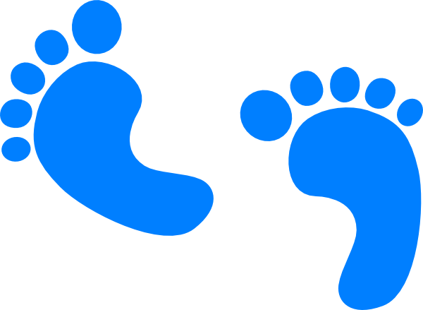 clip art baby feet free - photo #47