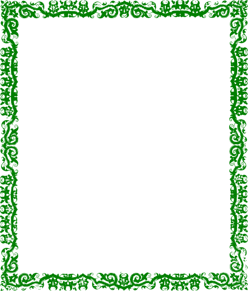 Green Border Designs