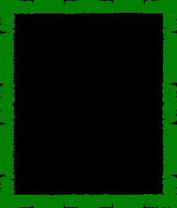 green border design clip art