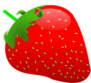 Strawberry 19 Clip Art