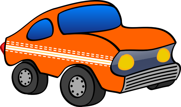 cartoon cars clipart - photo #9