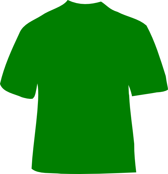 Green T Shirt Clip Art | Beautiful Scenery Photography