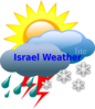 Israelweather3 Clip Art