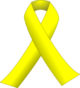 Yellow Ribbon Clip Art