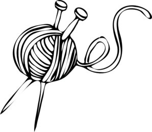 http://www.clker.com/cliparts/V/k/R/n/m/2/white-yarn-ball-with-knitting-needles-md.png
