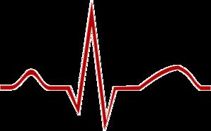 clip art ekg heart beat clipart rh worldartsme com ekg clipart free heartbeat ekg clipart
