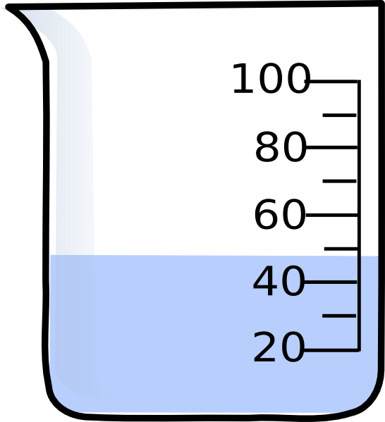 beaker with liquid clip art at vector clip art online royalty free public domain. Black Bedroom Furniture Sets. Home Design Ideas