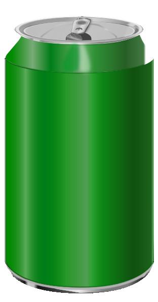 blank blue soda can - photo #29