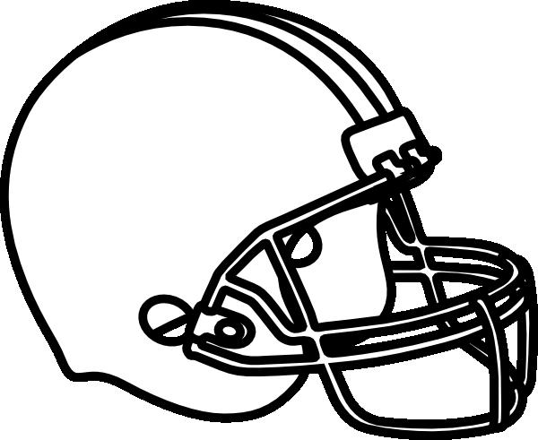 football helmet clipart - photo #16