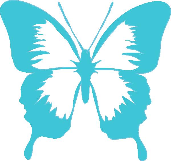 butterfly clip art at clker com vector clip art online royalty rh clker com transparent butterfly clipart transparent butterfly clipart