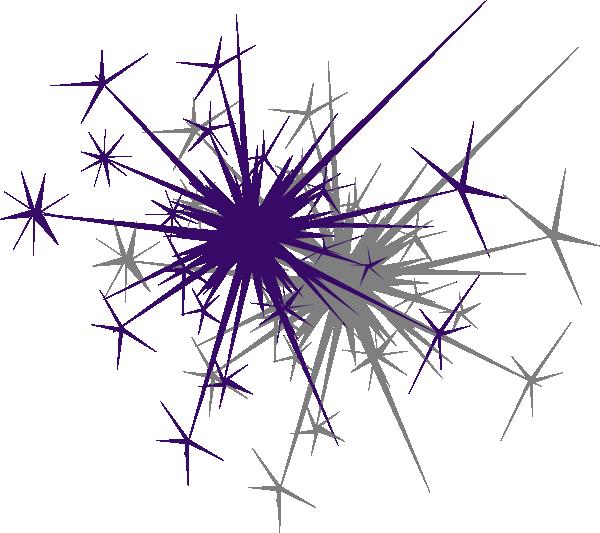 Purple Firework Clip Art At Clker.com