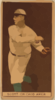 [jim Scott, Chicago White Sox, Baseball Card Portrait] Clip Art