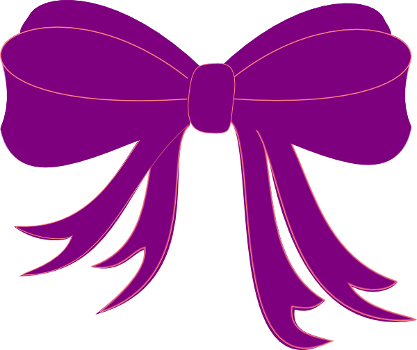 purple ribbon clip art at clker com vector clip art online rh clker com purple ribbon clip art free