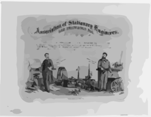 Association Of Stationary Engineers Clip Art