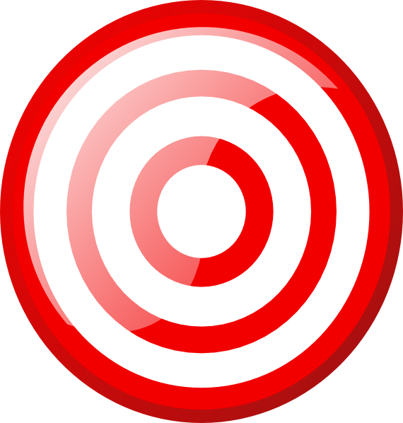 clipart of target - photo #9