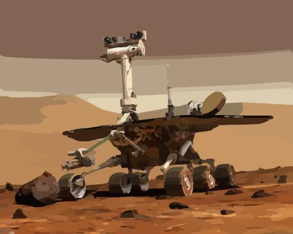 mars rover vector - photo #21