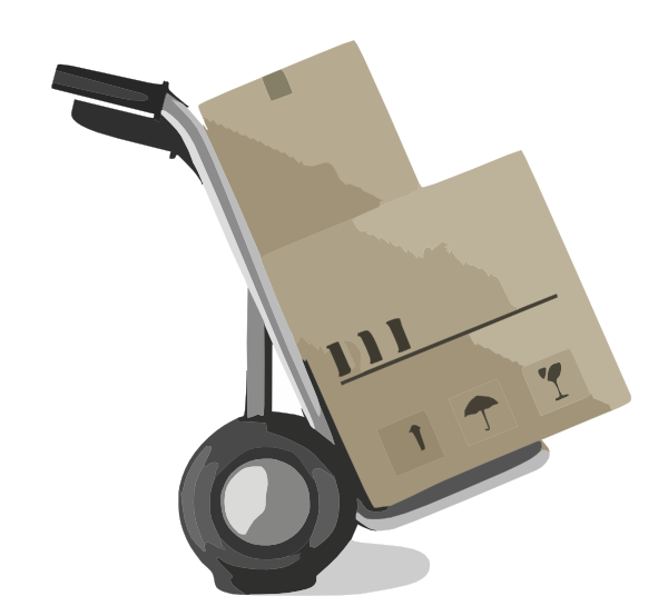 delivery driver clip art - photo #18
