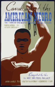 Cavalcade Of The American Negro The Story Of The Negro S Progress During 75 Years, Compiled By The Illinois Writers Project / Cleo. Clip Art