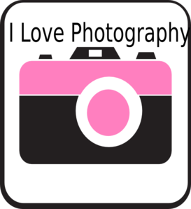 I Love Photography Clip Art