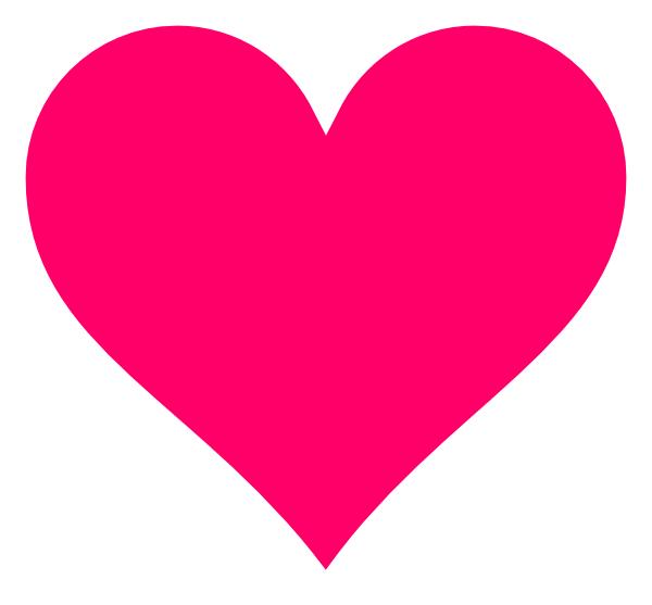 pink heart clip art at clker com vector clip art online heart clipart images heart clipart turquoise