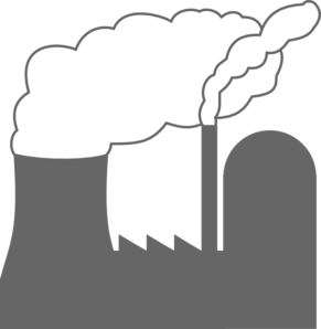 Power Plant Clip Art