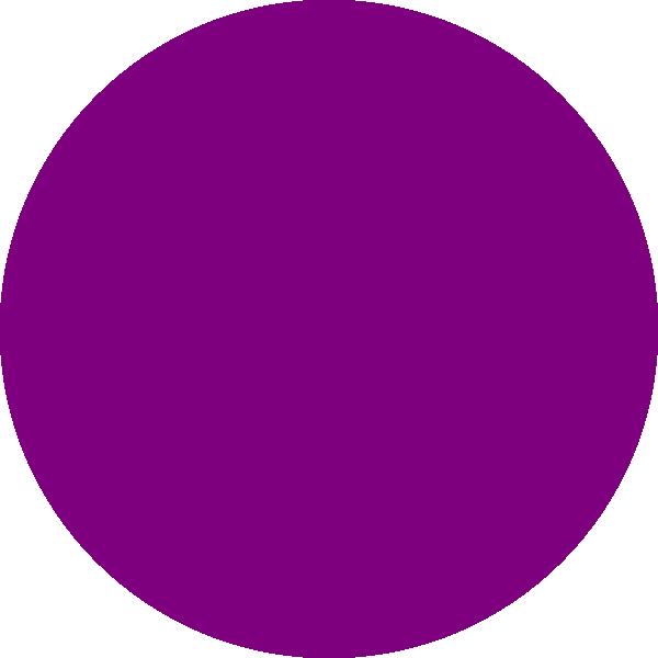 Light Purple Dot Clip ...