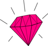 Diamant / Diamond Clip Art