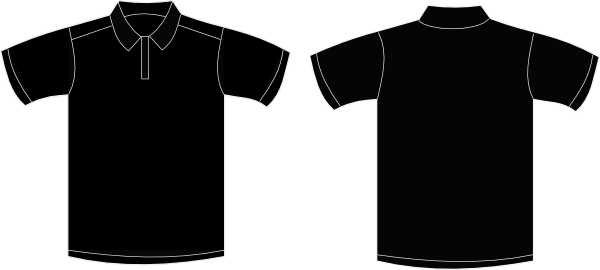 Mens Polo Shirt With Zipper
