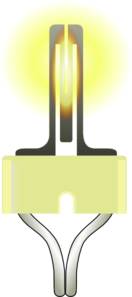 Hot Surface Igniter Clip Art