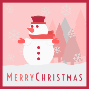Christmas Card Clip Art