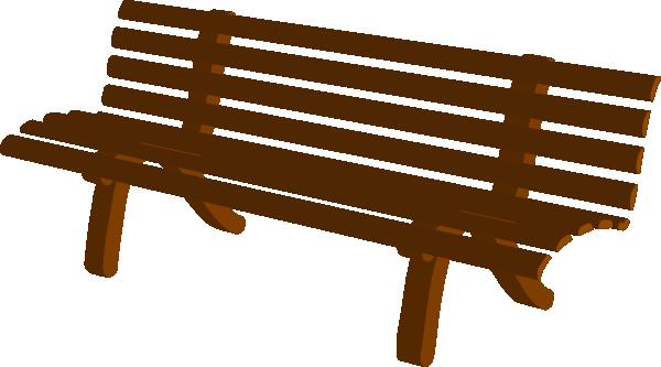 Bench clip art - vector clip art online, royalty free & public domain