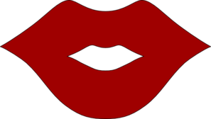 Hot Lips Clip Art