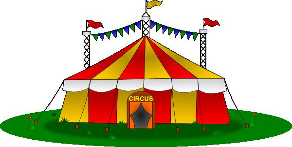 Circus Clip Art at Clker.com - - 50.9KB