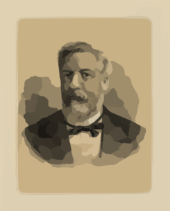James G. Blaine Clip Art