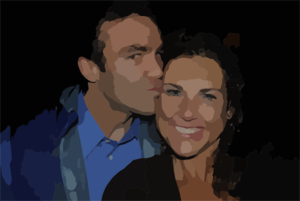 Couple 6 Clip Art
