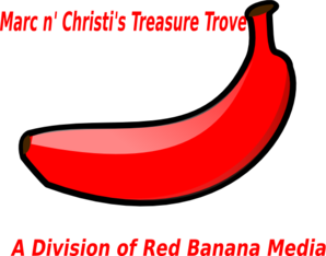 Red Banana Clip Art